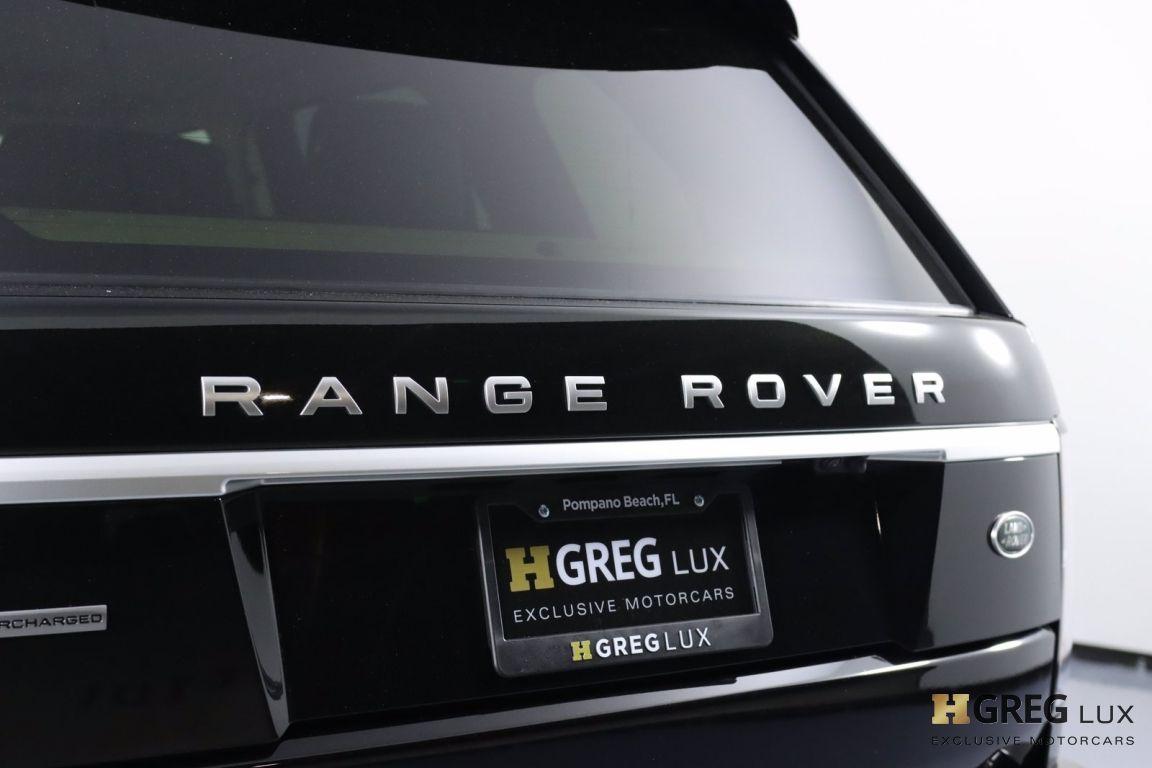 2019 Land Rover Range Rover 5.0L V8 Supercharged #21