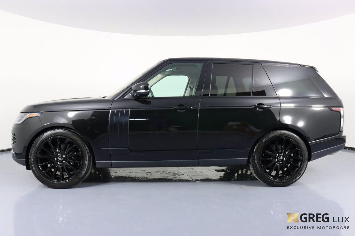 2019 Land Rover Range Rover 5.0L V8 Supercharged #25