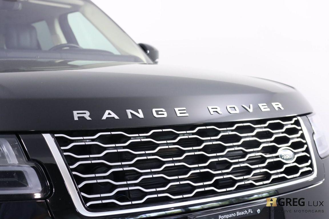 2019 Land Rover Range Rover 5.0L V8 Supercharged #7