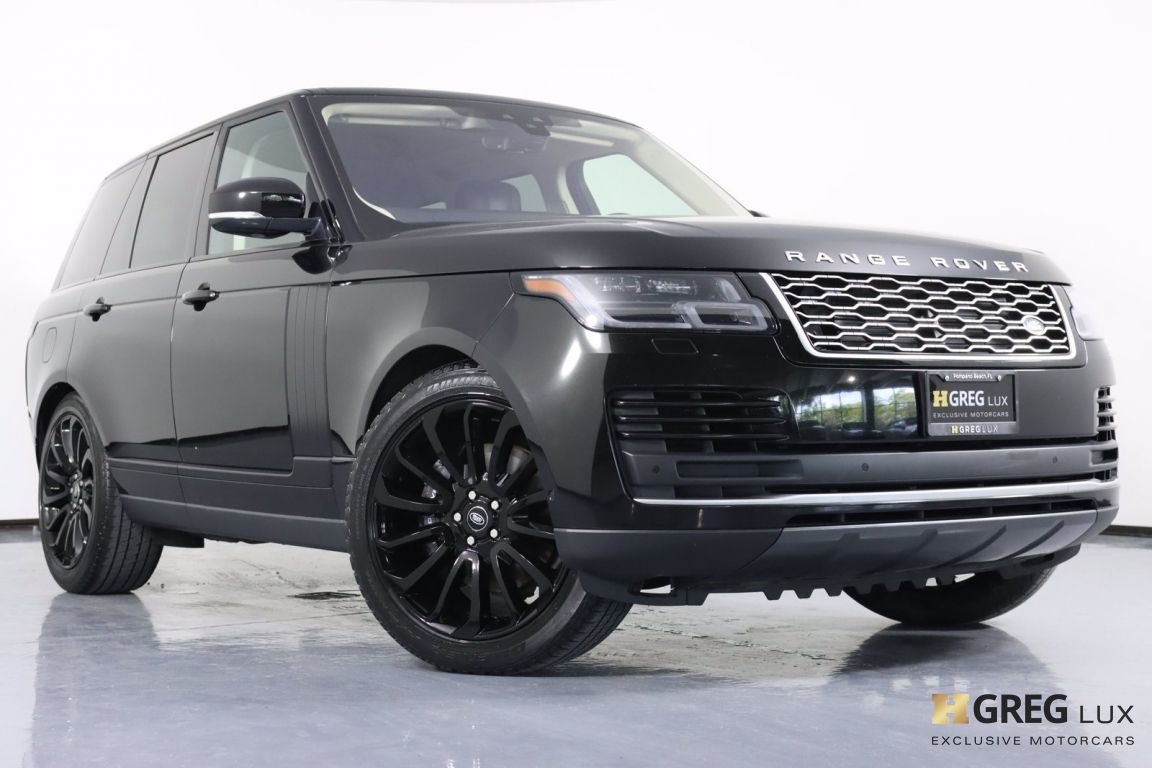 2019 Land Rover Range Rover 5.0L V8 Supercharged #32