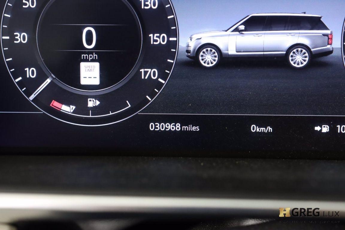 2019 Land Rover Range Rover 5.0L V8 Supercharged #59