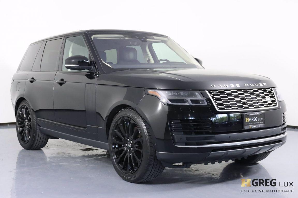 2019 Land Rover Range Rover 5.0L V8 Supercharged #10