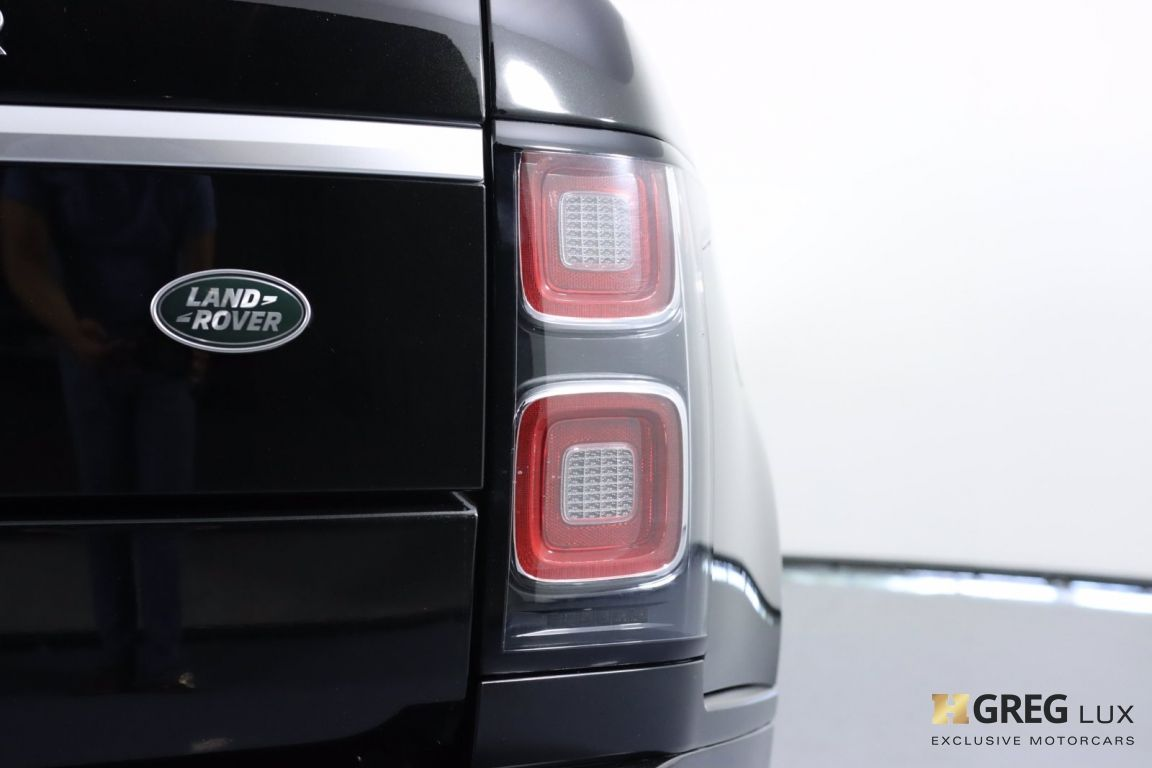 2019 Land Rover Range Rover 5.0L V8 Supercharged #20