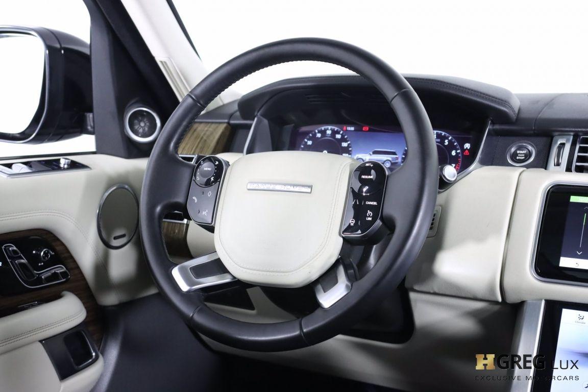 2019 Land Rover Range Rover 5.0L V8 Supercharged #55