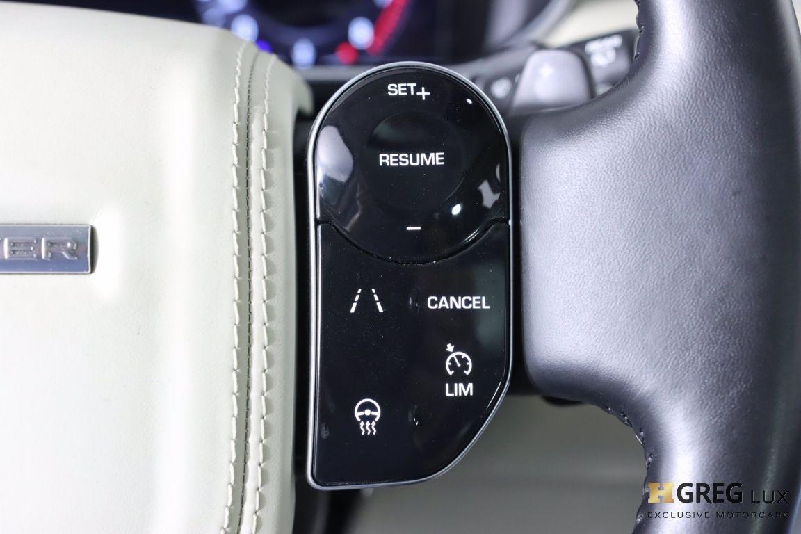 2019 Land Rover Range Rover 5.0L V8 Supercharged #57