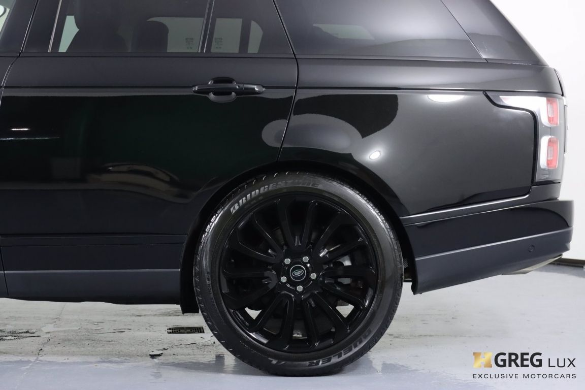 2019 Land Rover Range Rover 5.0L V8 Supercharged #29