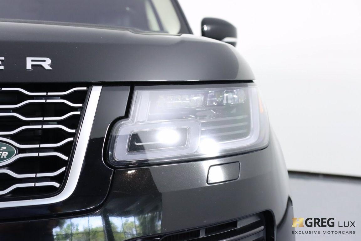 2019 Land Rover Range Rover 5.0L V8 Supercharged #5