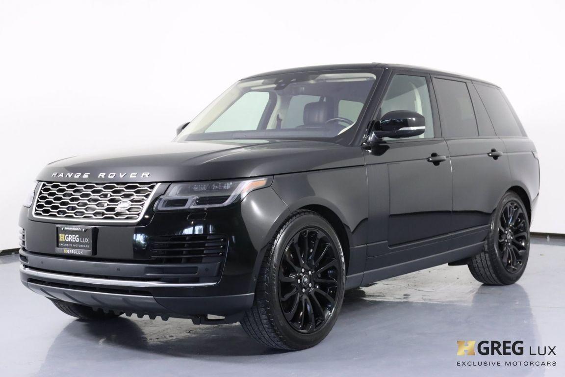 2019 Land Rover Range Rover 5.0L V8 Supercharged #31