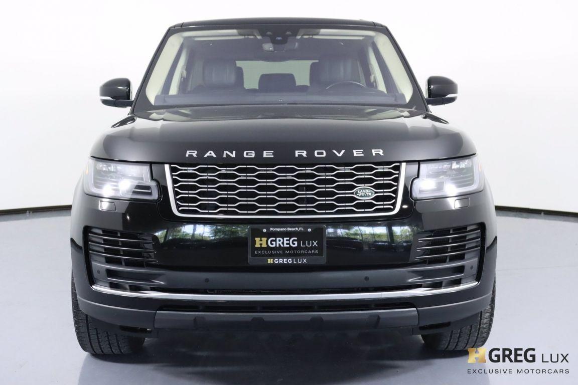 2019 Land Rover Range Rover 5.0L V8 Supercharged #3