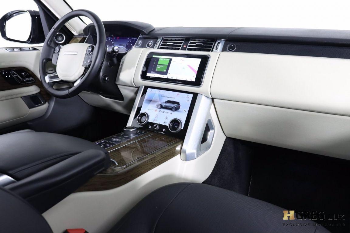 2019 Land Rover Range Rover 5.0L V8 Supercharged #62