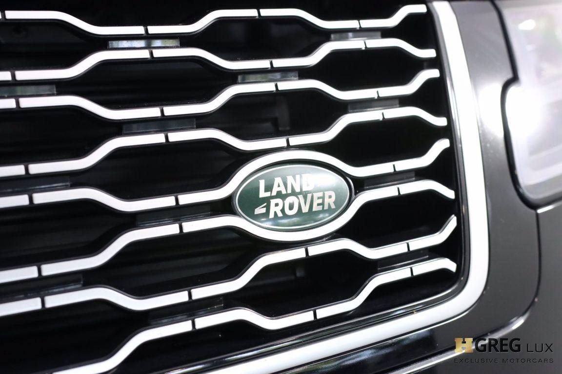 2019 Land Rover Range Rover 5.0L V8 Supercharged #6