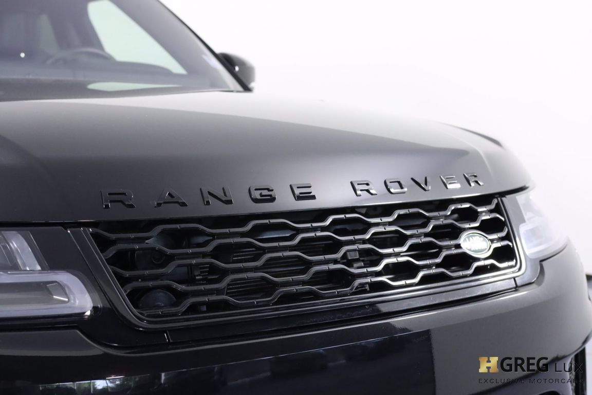 2019 Land Rover Range Rover Sport Autobiography #7