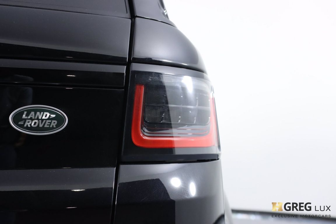 2019 Land Rover Range Rover Sport Autobiography #20