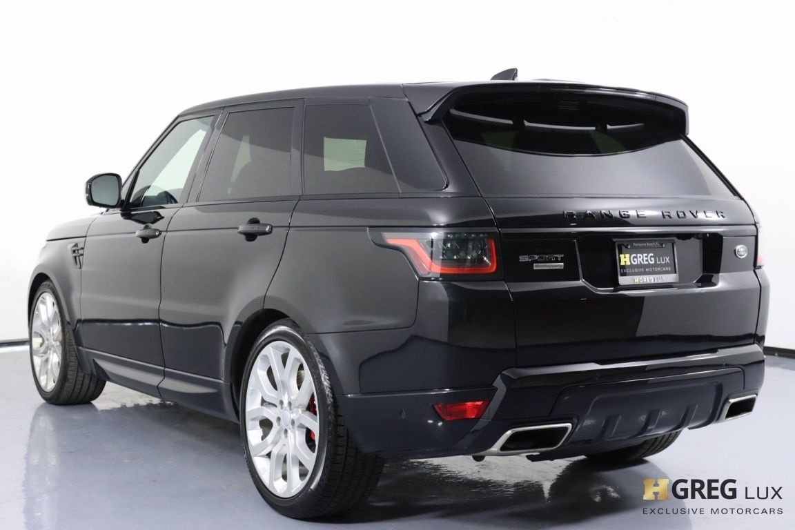 2019 Land Rover Range Rover Sport Autobiography #24