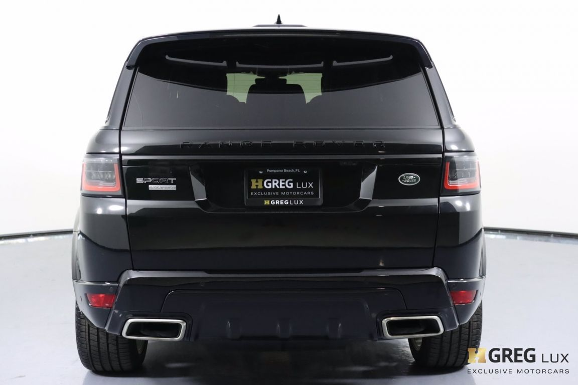 2019 Land Rover Range Rover Sport Autobiography #18