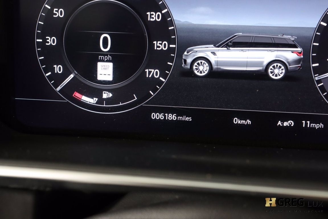 2019 Land Rover Range Rover Sport Autobiography #58