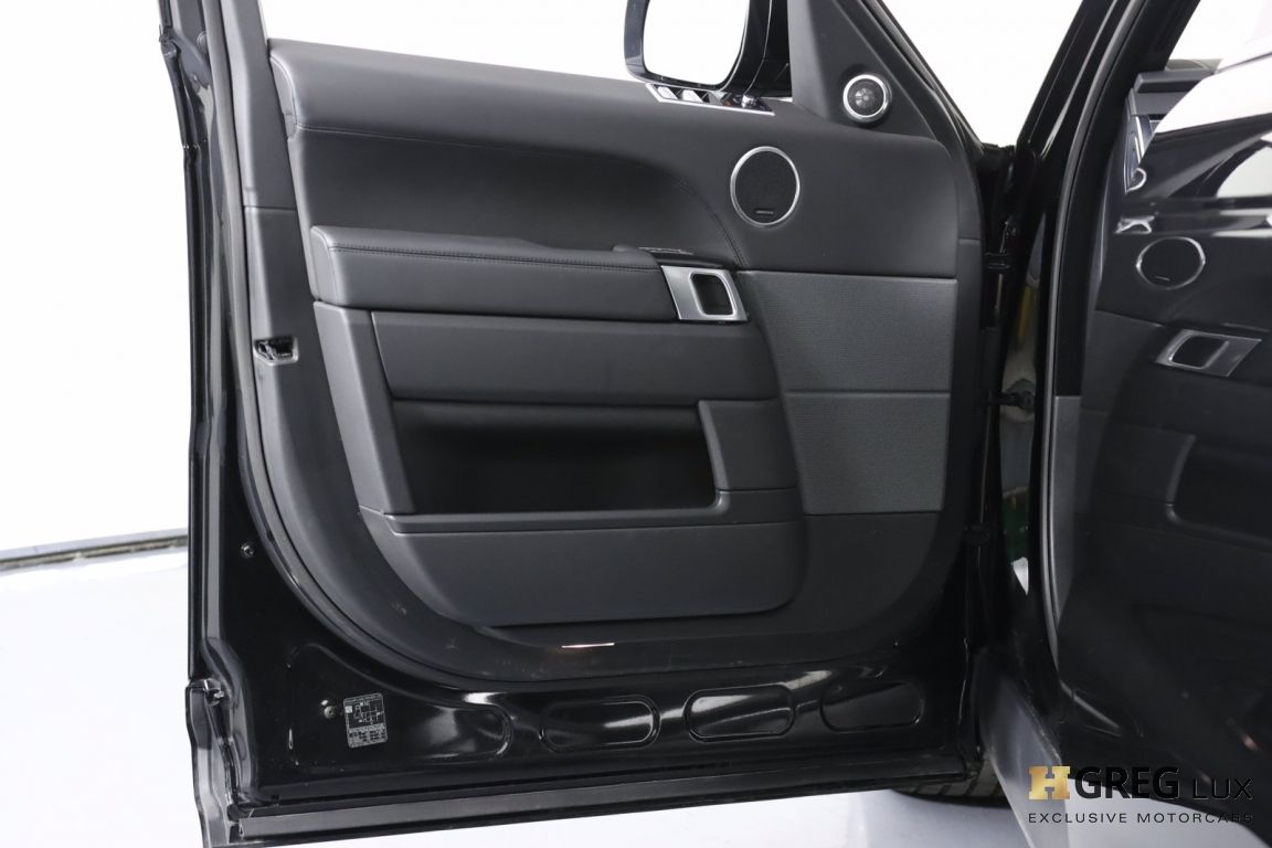 2019 Land Rover Range Rover Sport Autobiography #41