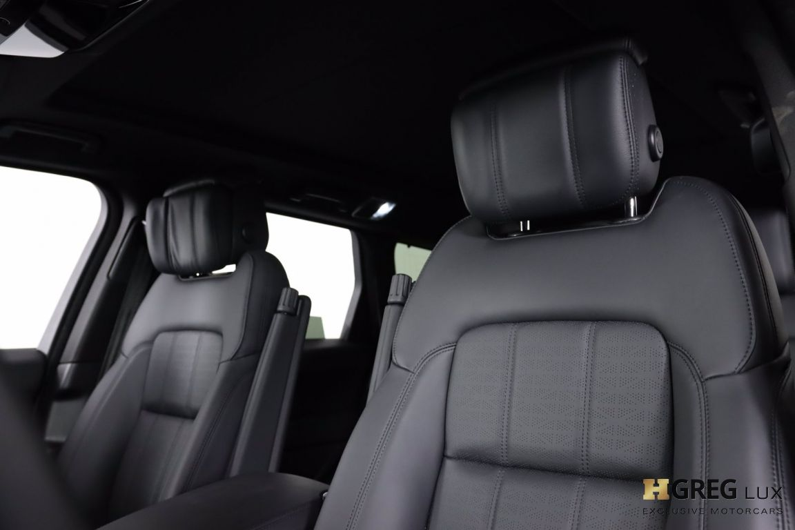 2019 Land Rover Range Rover Sport Autobiography #2