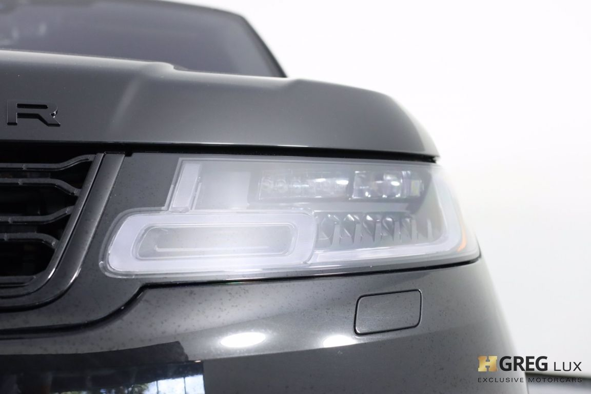 2019 Land Rover Range Rover Sport Autobiography #5