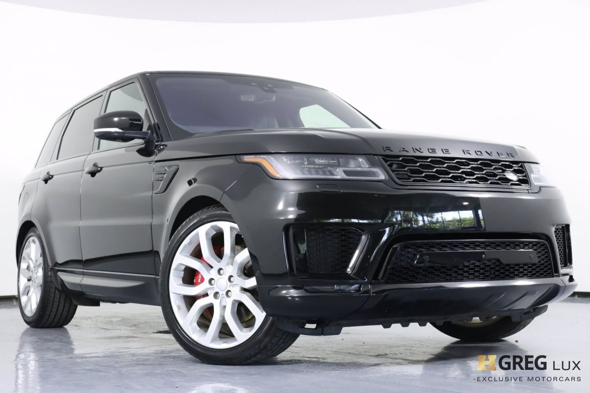 2019 Land Rover Range Rover Sport Autobiography #32
