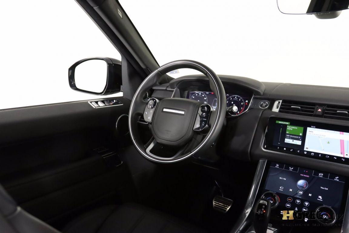 2019 Land Rover Range Rover Sport Autobiography #53