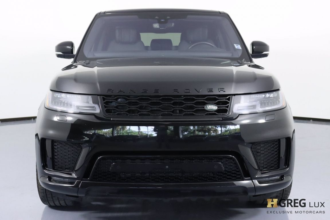 2019 Land Rover Range Rover Sport Autobiography #3