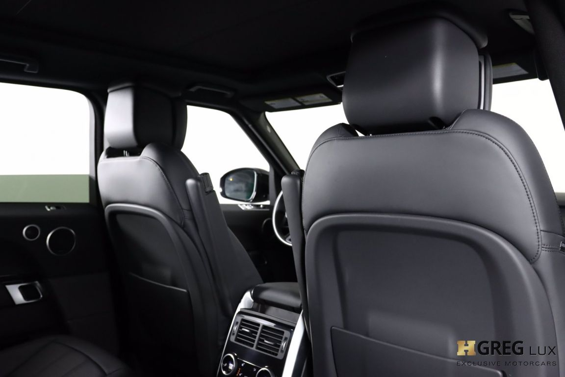 2019 Land Rover Range Rover Sport Autobiography #61