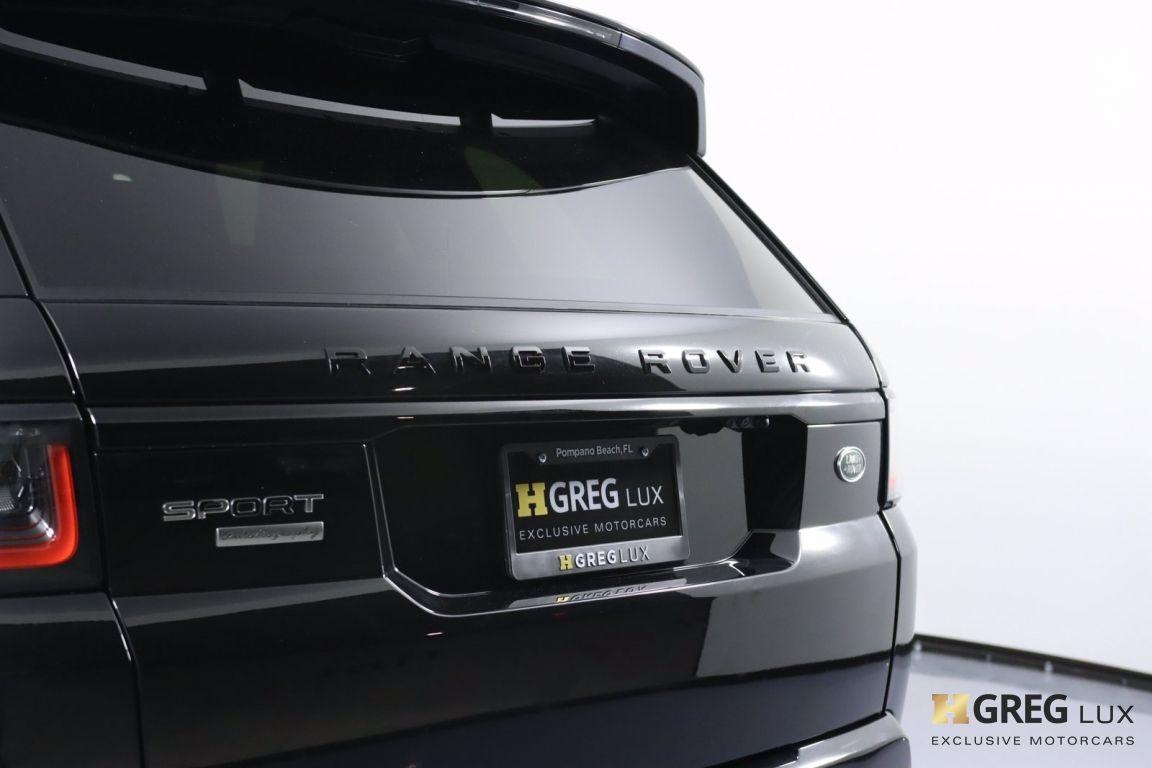 2019 Land Rover Range Rover Sport Autobiography #23