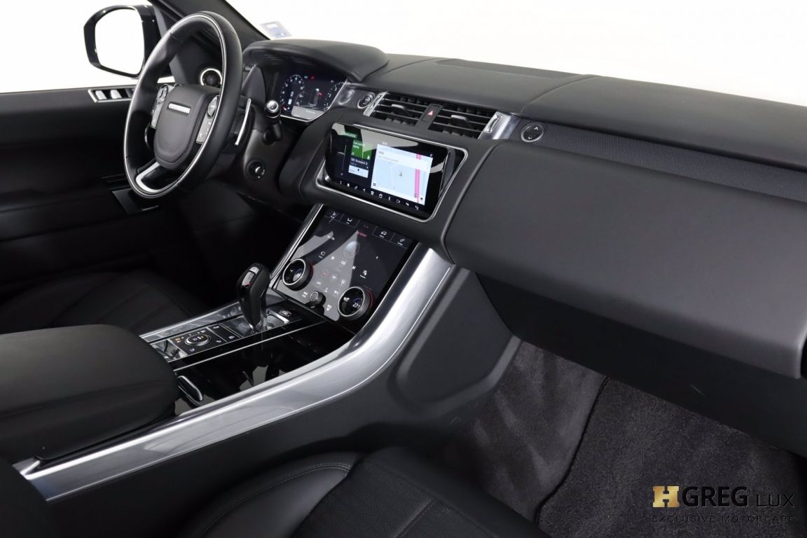 2019 Land Rover Range Rover Sport Autobiography #62