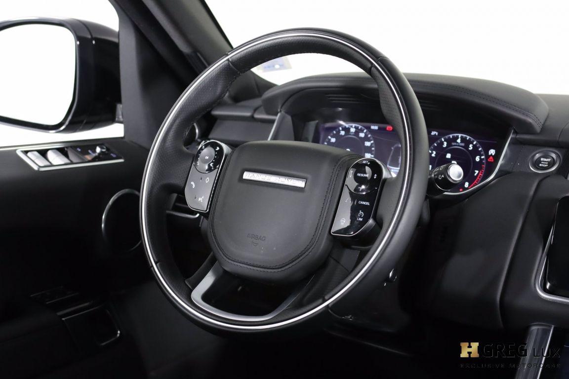 2019 Land Rover Range Rover Sport Autobiography #54