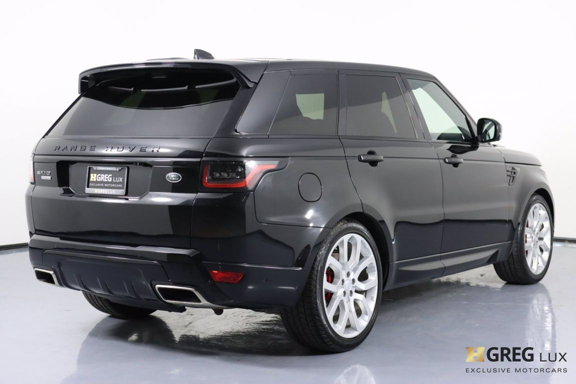 2019 Land Rover Range Rover Sport Autobiography #17