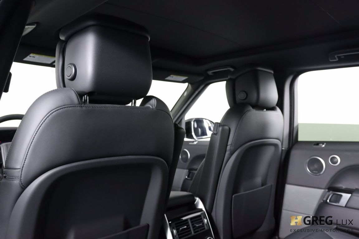 2019 Land Rover Range Rover Sport Autobiography #60
