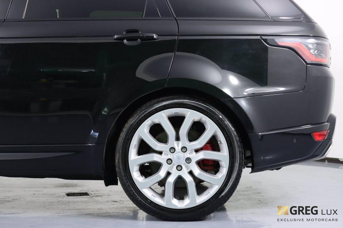 2019 Land Rover Range Rover Sport Autobiography #29