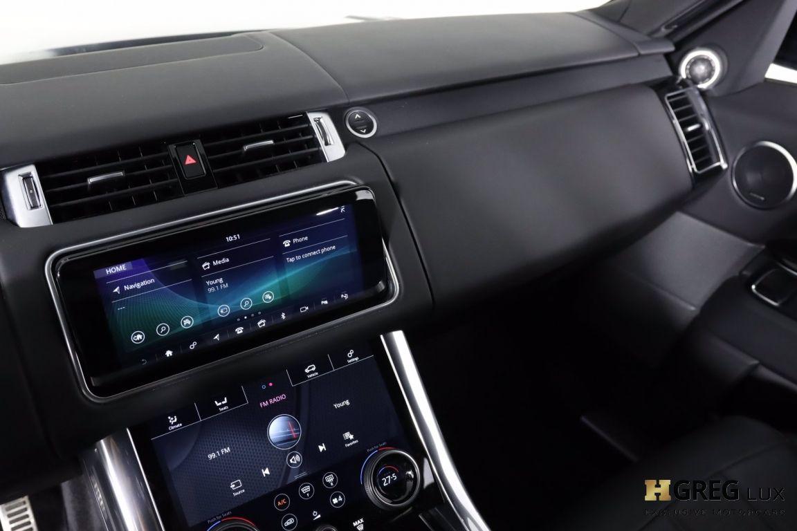 2019 Land Rover Range Rover Sport Autobiography #46