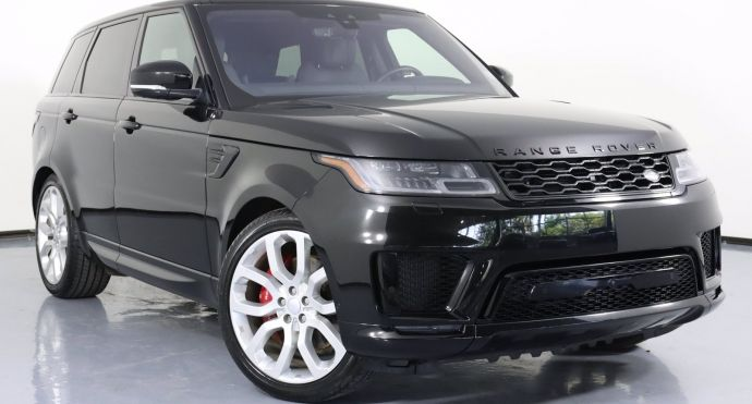 2019 Land Rover Range Rover Sport Autobiography #0