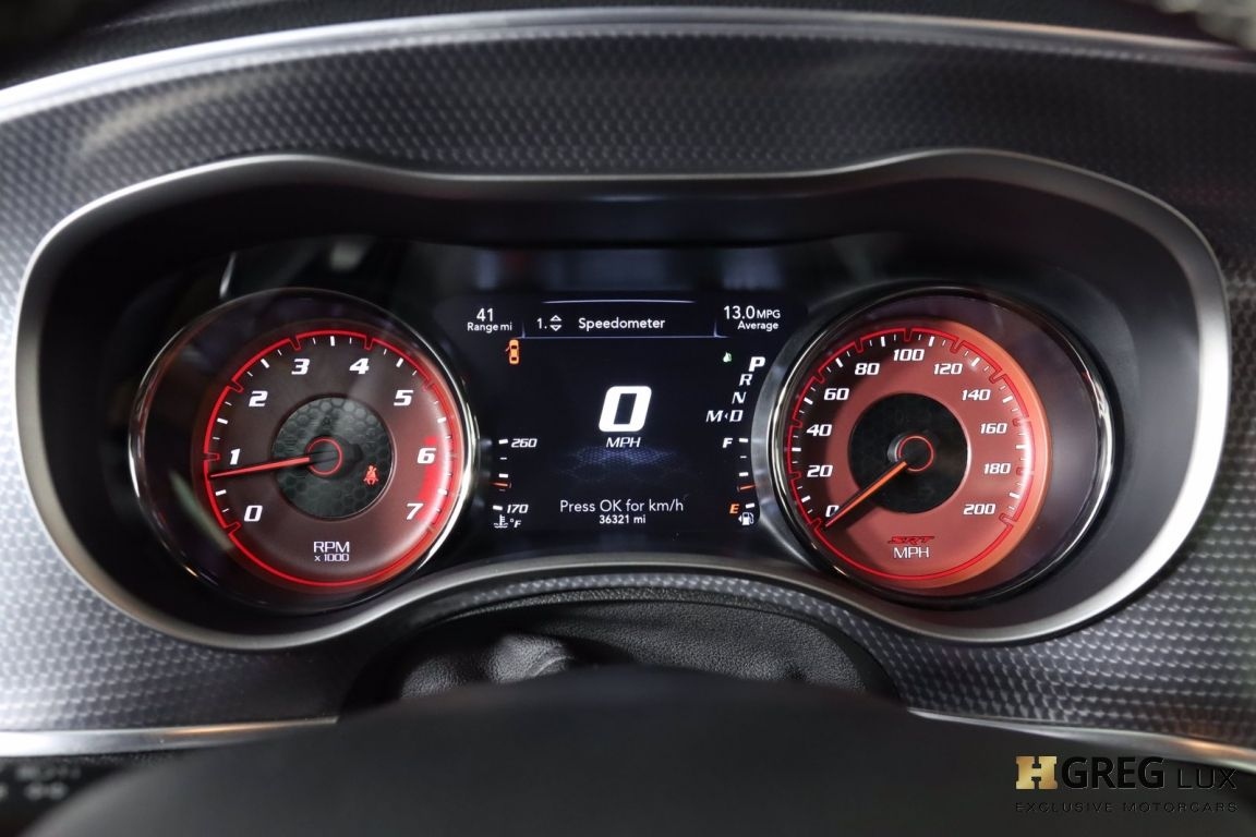 2016 Dodge Charger SRT Hellcat #58