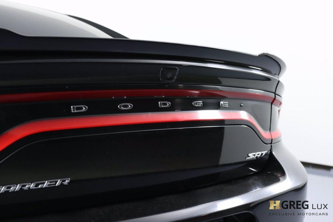 2016 Dodge Charger SRT Hellcat #25