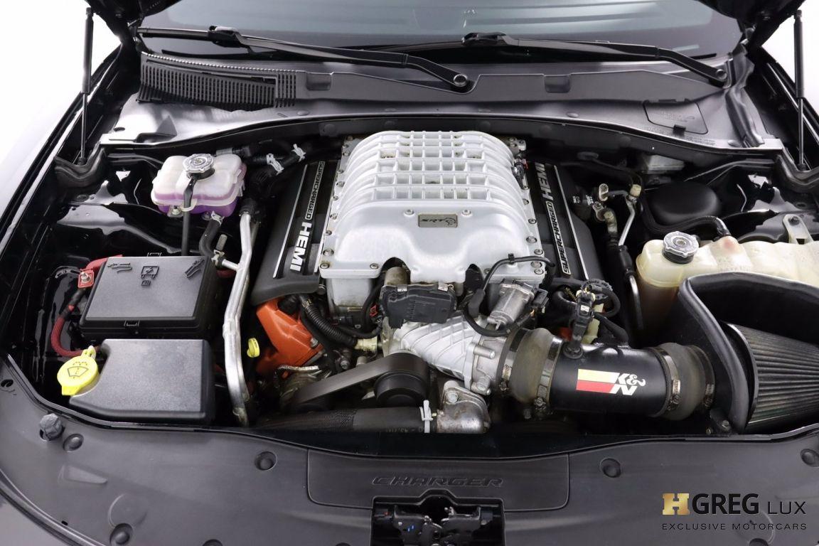 2016 Dodge Charger SRT Hellcat #65