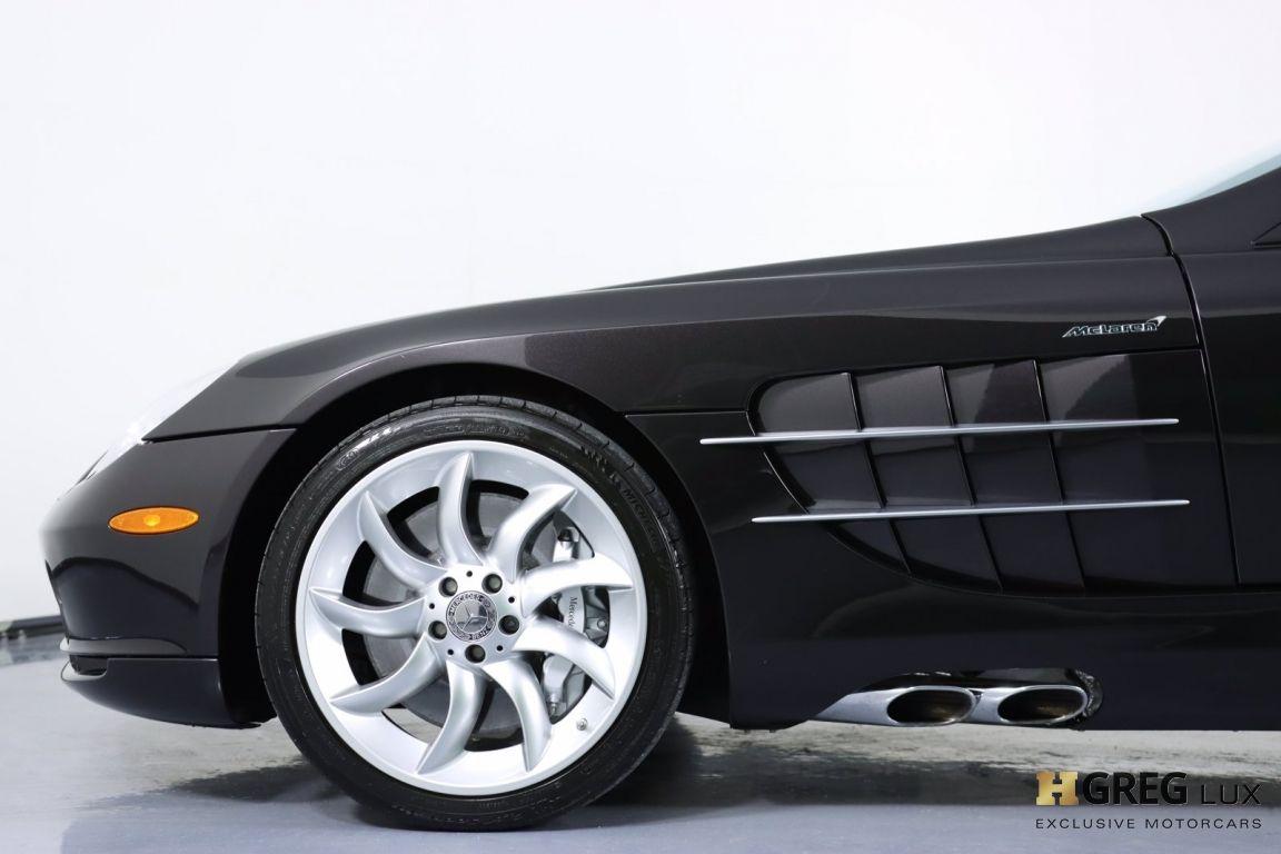 2008 Mercedes Benz SLR McLaren  #30