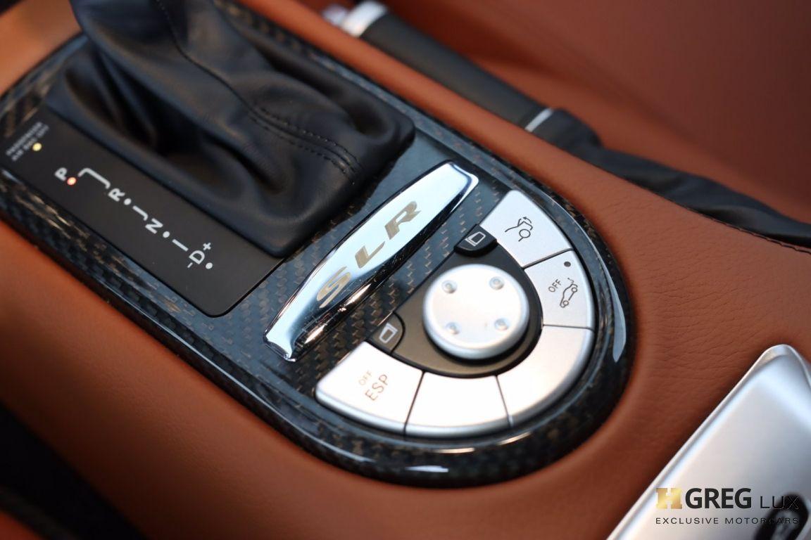 2008 Mercedes Benz SLR McLaren  #49