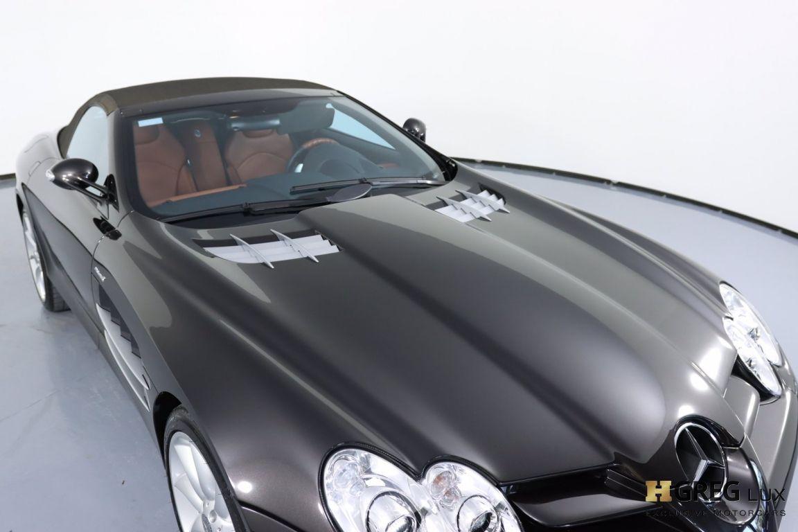 2008 Mercedes Benz SLR McLaren  #10