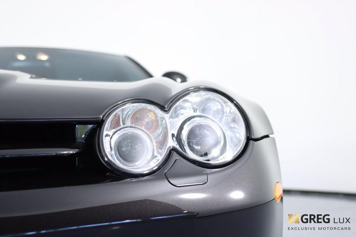 2008 Mercedes Benz SLR McLaren  #6