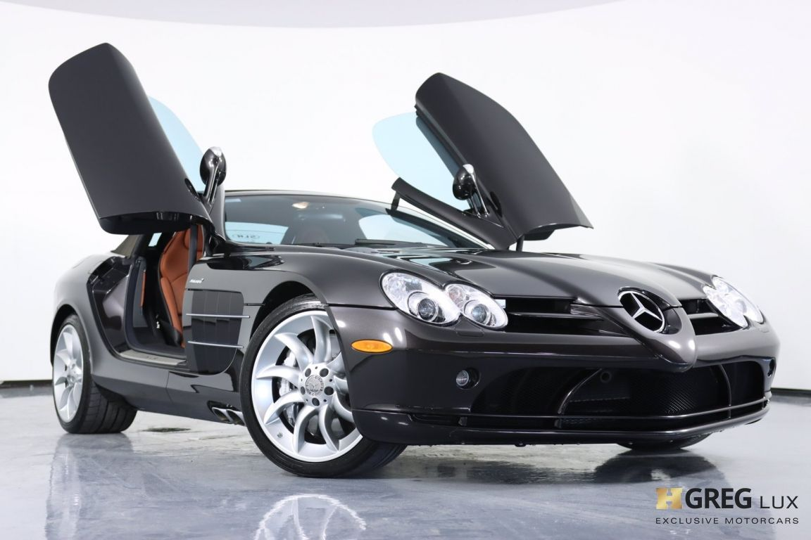 2008 Mercedes Benz SLR McLaren  #39