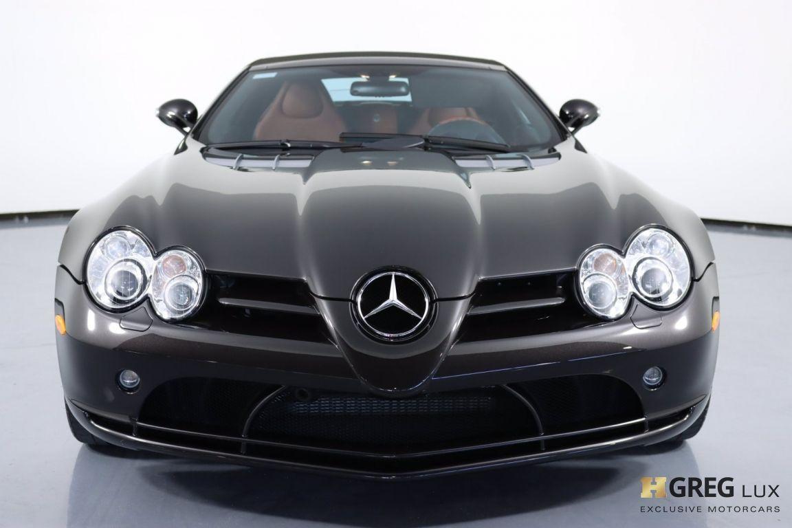 2008 Mercedes Benz SLR McLaren  #4