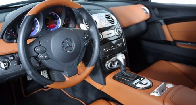 2008 Mercedes Benz SLR McLaren  #1