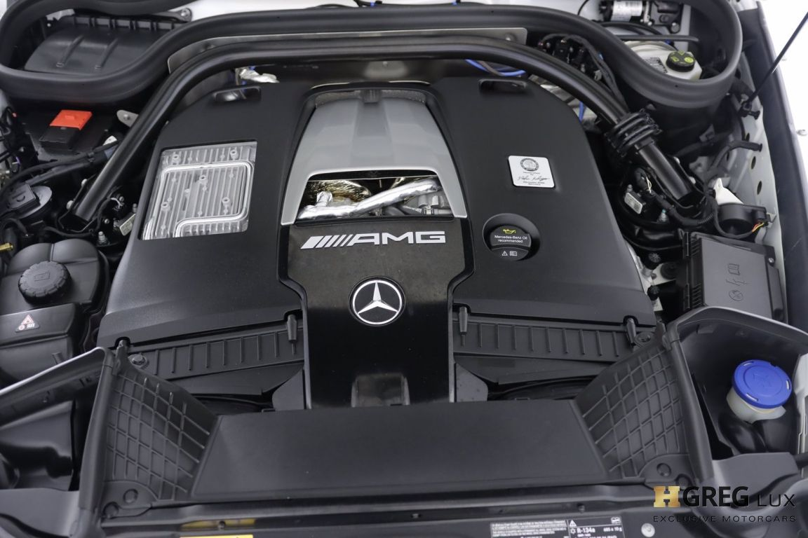 2021 Mercedes Benz G Class AMG G 63 #62