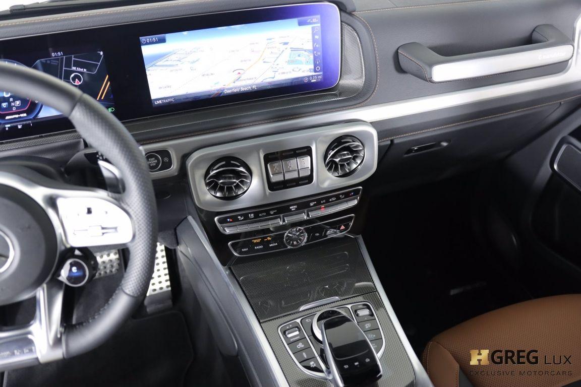 2021 Mercedes Benz G Class AMG G 63 #43