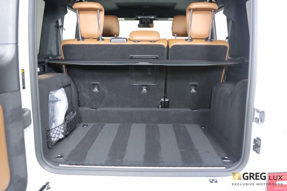 2021 Mercedes Benz G Class AMG G 63 #61
