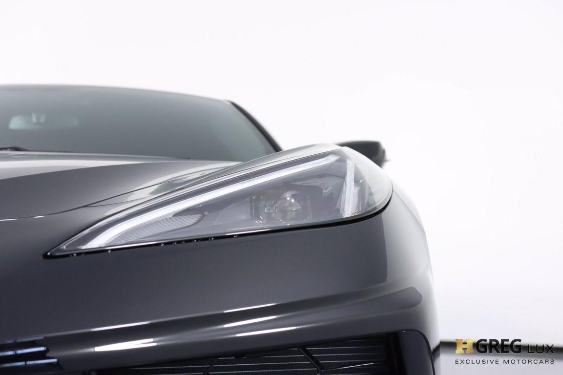 2021 Chevrolet Corvette 1LT #5