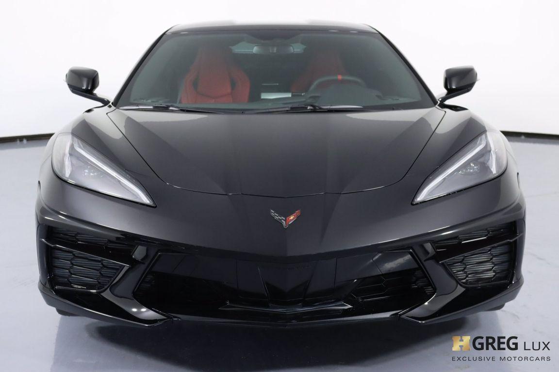 2021 Chevrolet Corvette 1LT #3